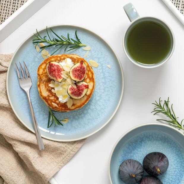Crafted Blueberry ensemble pour le petit-déjeuner, turquoise, 6pièces, , large