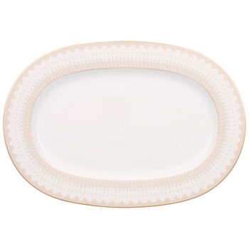 Samarkand plat ovale