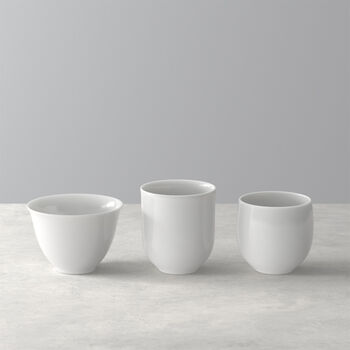 Tea Passion mug, ensemble de 3pièces