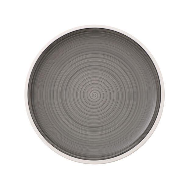 Manufacture gris assiette plate, , large