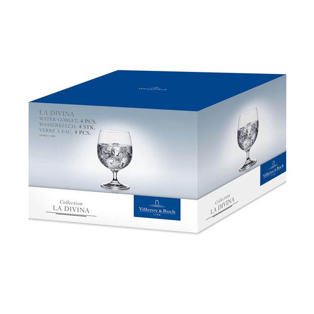 La Divina verre à eau, 4pièces, , large