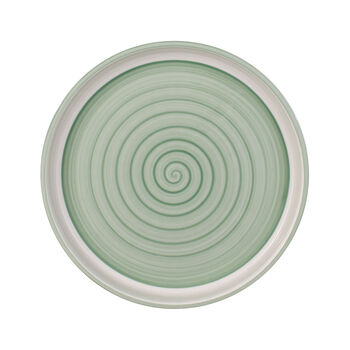 Clever Cooking Green plat rond 30cm