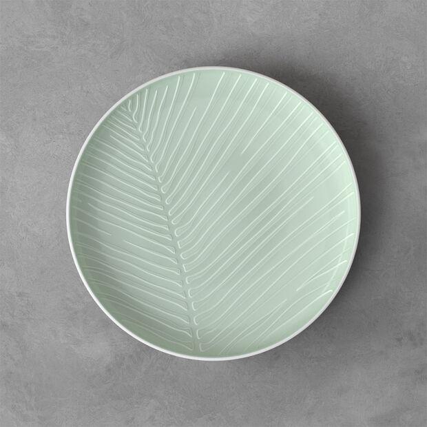 it's my match assiette Leaf, 24cm, vert minéral, , large