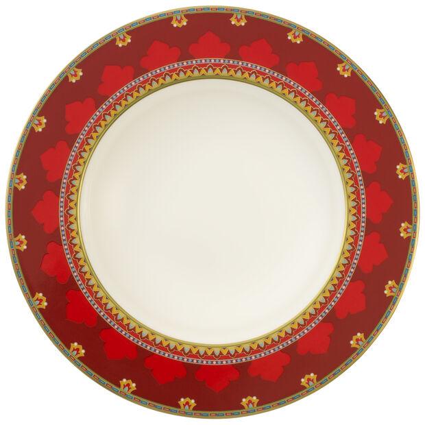 Samarkand Rubin Assiette creuse, , large