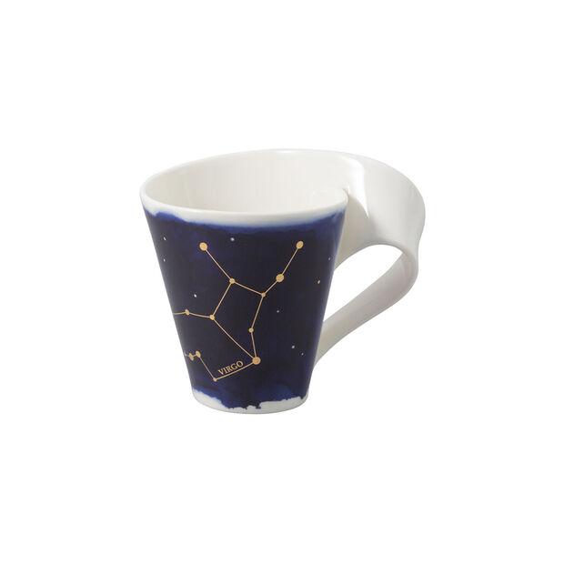 NewWave Stars mug vierge, 300ml, bleu/blanc, , large