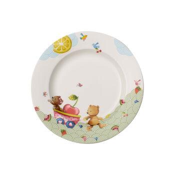 Hungry as a Bear Assiette plate pour enfants 220x220x26mm