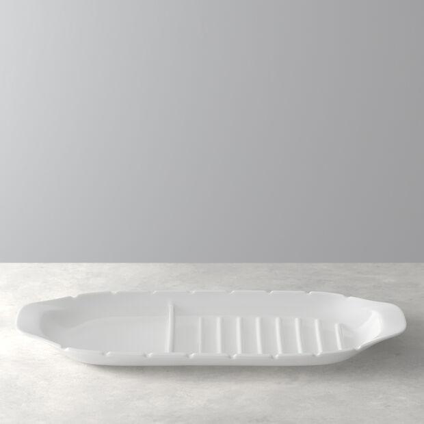 BBQ Passion plat XL avec support pour pics à brochettes, , large