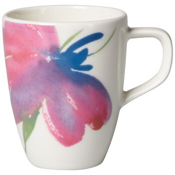 Artesano Flower Art tasse à moka/expresso sans sous-tasse