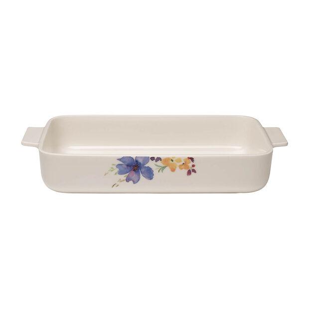Mariefleur Basic plat à four rectangulaire, 30x20cm, , large