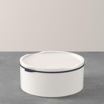 ToGo&ToStay boîte à repas, 13x6cm, ronde, blanche