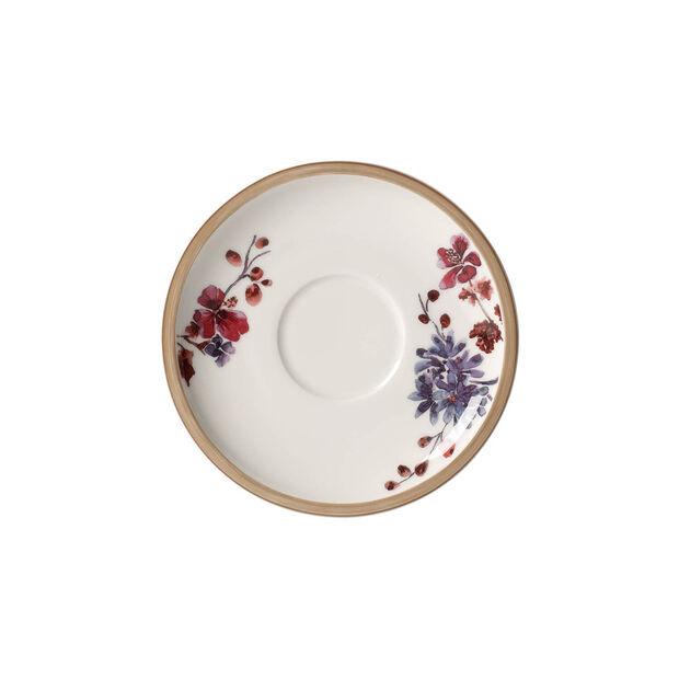 Artesano Provenc.Lavande Soucoupe tasse à café/thé 16cm, , large