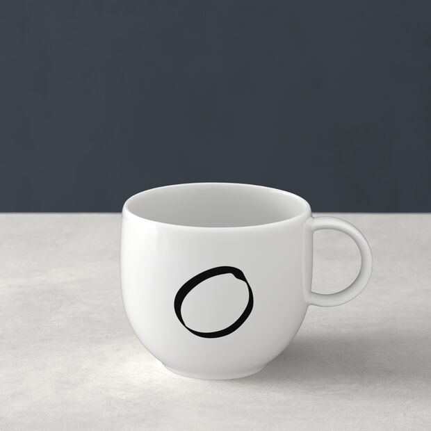Mug Letters O 13x10x8cm, , large