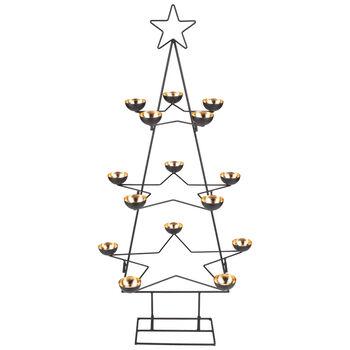 Christmas Decoration Sapin decoratif metal 90cm