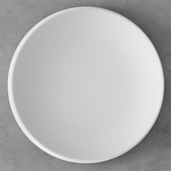 NewMoon assiette gourmet, 32cm, blanche
