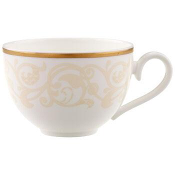 Ivoire Tasse à café/thé sans soucoupe
