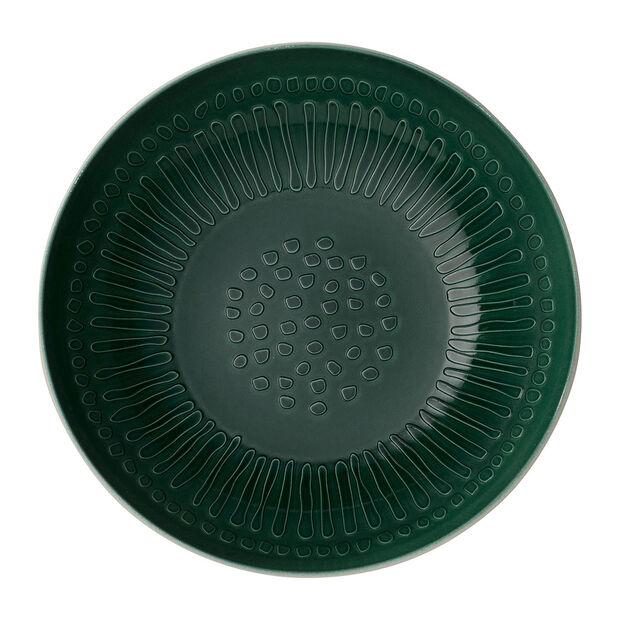 it's my match Green plat creux de service Blossom, , large