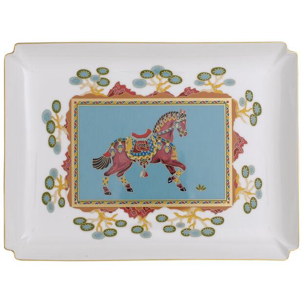Samarkand Aquamarin Gifts grande coupe décorative, , large
