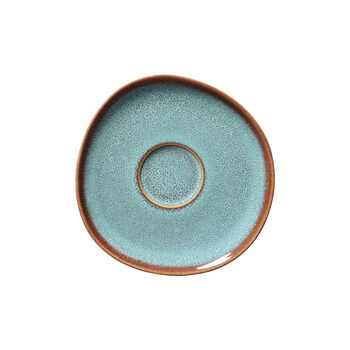 Lave glacé sous-tasse pour tasse à café, 15,5cm