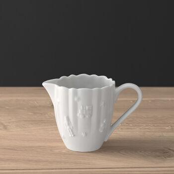 Toy's Delight Royal Classic petit pot à lait, blanc, 220ml