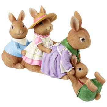 Spring Fantasy Accessories Baguette deco lapins 30,5x7,2x20cm