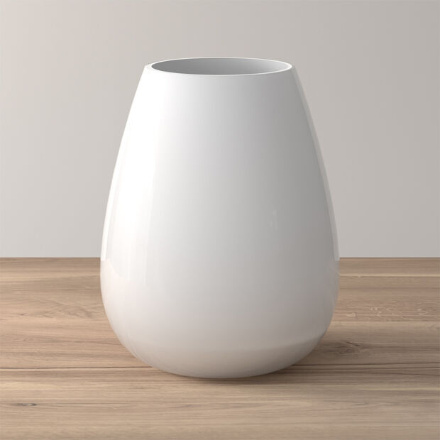 Drop grand vase Arctic Breeze Drop, , large