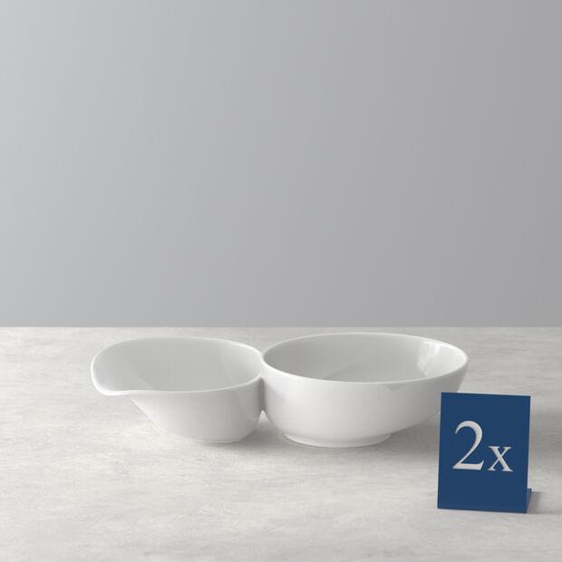 Soup Passion Bol à soupe petit Set 2 pcs. 23,3x13,3x5,2cm, , large
