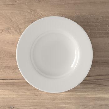 Assiette creuse Twist White