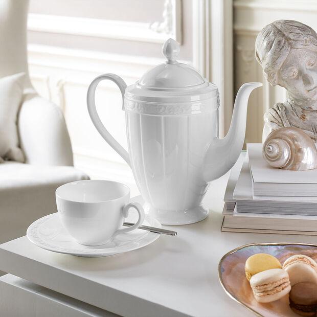 White Pearl théière 6pièces, , large