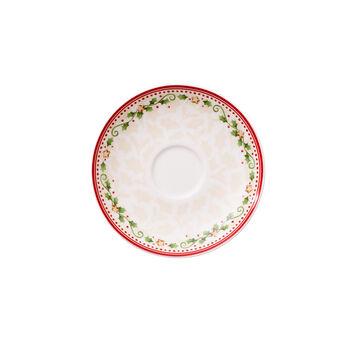 Winter Bakery Delight sous-tasse à café motif étoile filante