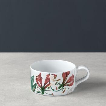 Avarua tasse à thé, 230ml, blanche/multicolore