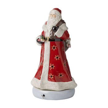 Christmas Toys Memory Père Noël 23x24x45cm