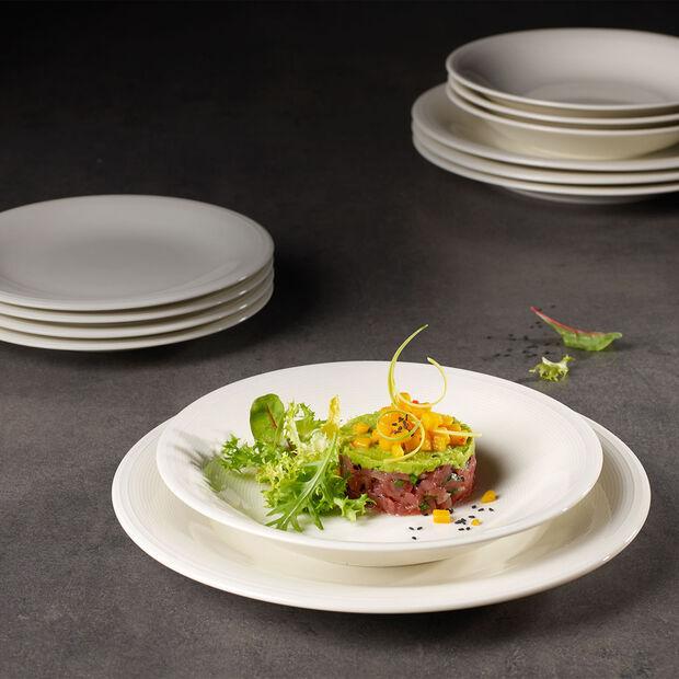Color Loop Natural ensemble de vaisselle de base, naturel, 12pièces, , large