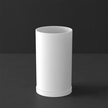 MetroChic blanc Gifts Bougeoir 7,5x7,5x13cm