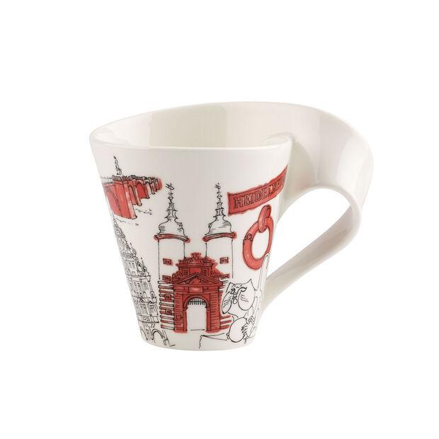 Cities of the World mug à café Heidelberg, , large