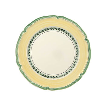 French Garden Vienne assiette plate