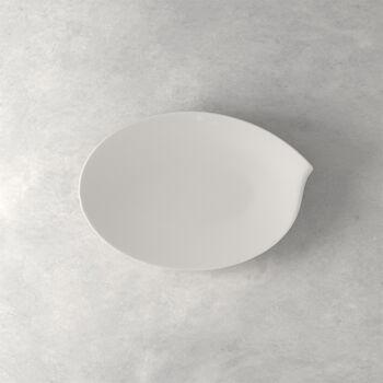 Flow plat ovale 36cm
