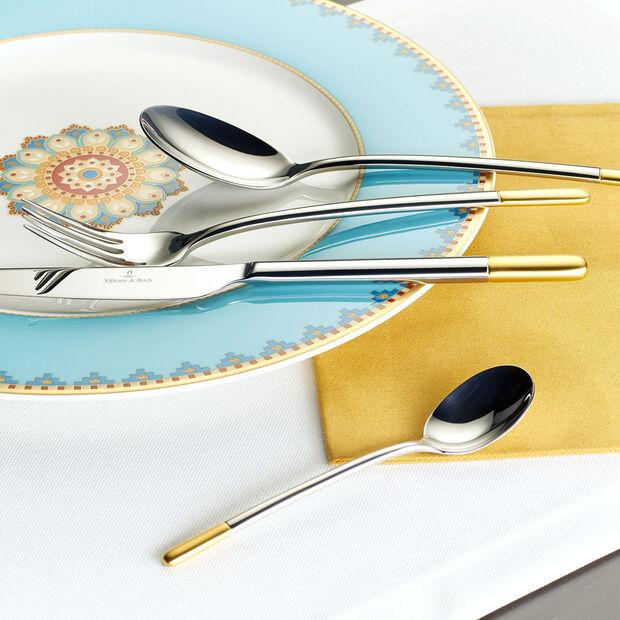 Ella partiellement doré couverts de table 30pcs 42x27x5cm, , large