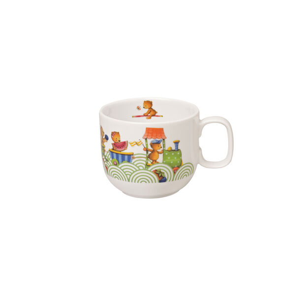 Hungry as a Bear tasse pour enfants petite 11x8,5x7cm, , large