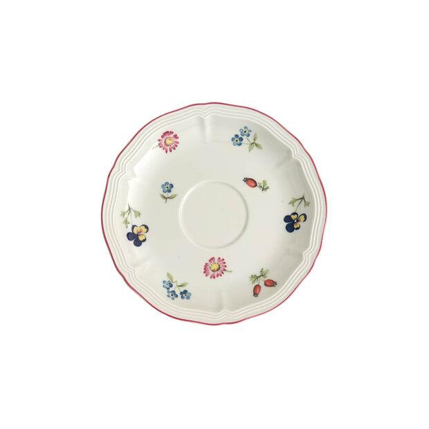 Petite Fleur Soucoupe tasse à café/thé 15cm, , large