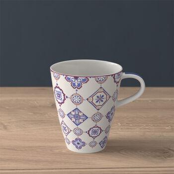 Modern Dining mug à café, Indigo Caro