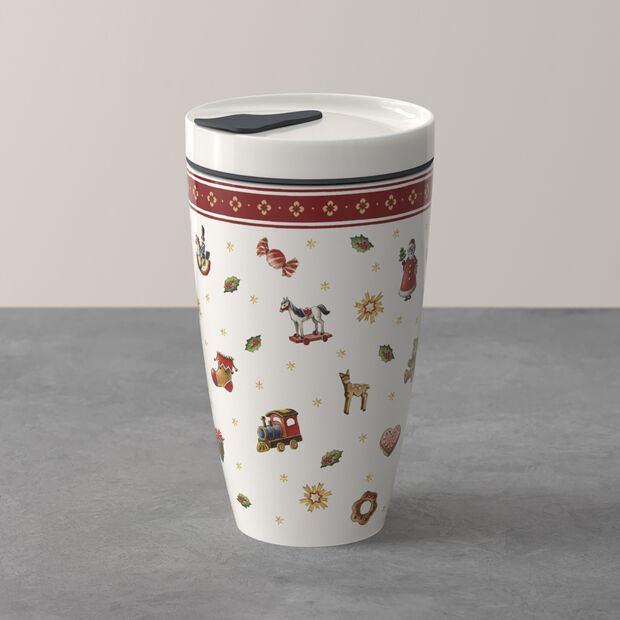 Coffee To Go Mug Toy's Delight, , large