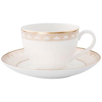 Samarkand Tasse à café avec soucoupe 2pcs