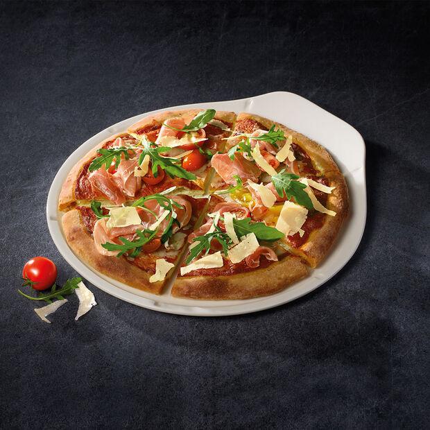 Pizza Passion ensemble de 2assiettes à pizza, , large