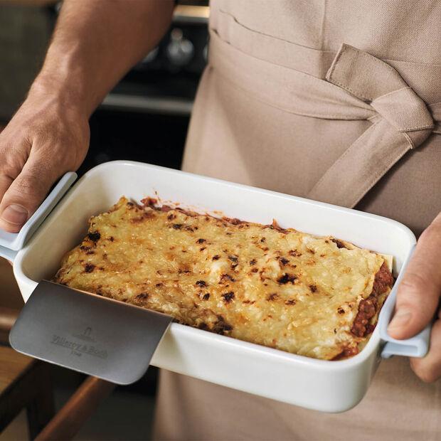 Clever Cooking plat à four rectangulaire, 24x14cm, , large