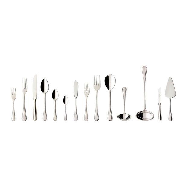 Neufaden Merlemont couverts de table 113pièces Lunch 49x34x18cm, , large