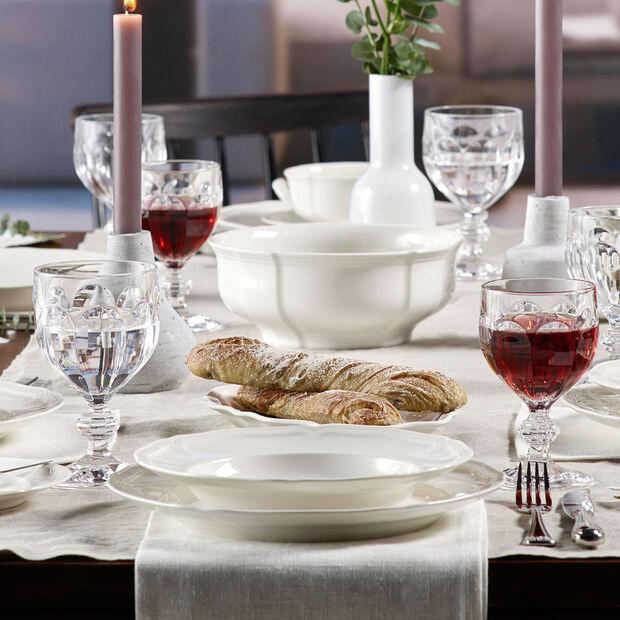 Manoir assiette plate, , large