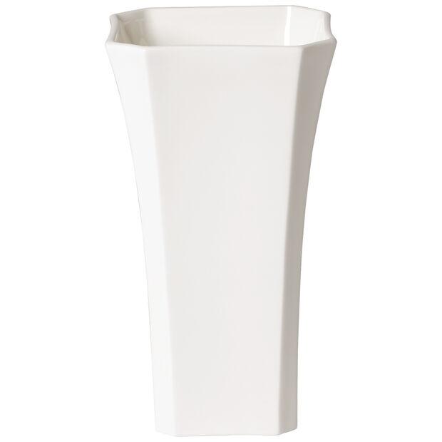 Classic Gifts White petit vase 17 cm, , large