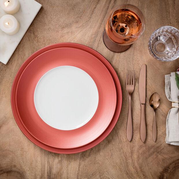 Manufacture Glow assiette gourmet coupe, 32cm, , large