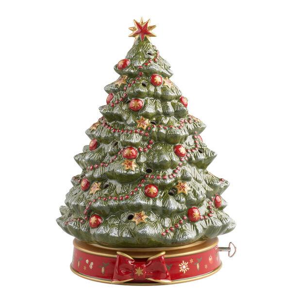 Toy's Delight Sapin de Noël avec boîte à musique 33cm, , large
