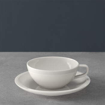 Artesano Original tasse à thé avec sous-tasse, 2pièces